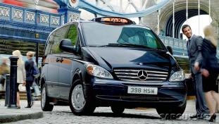 The Mercedes Vito Taxi