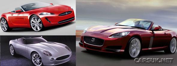 The Jaguar Roadster