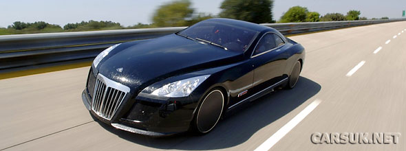 Maybach Exelero for sale  ish