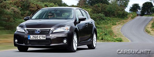 The Lexus CT 200h UK Price & Models