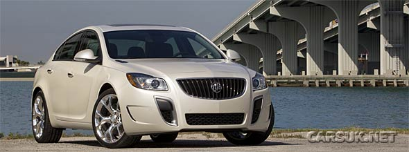 The Buick Regal GS 2012