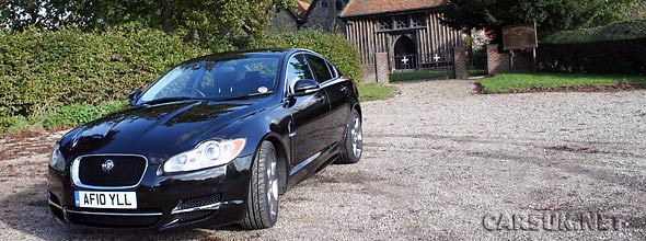 Jaguar XF Diesel S Review