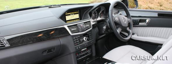 Mercedes E350 CDI Estate Part 2