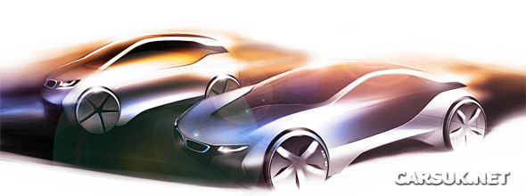 BMW i launches