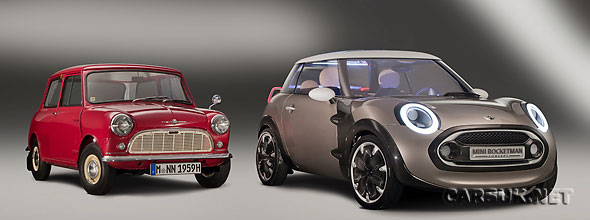 The MINI Rocketman Concept