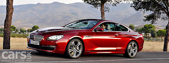 BMW Series Coupe Official - 2011 bmw 6 series