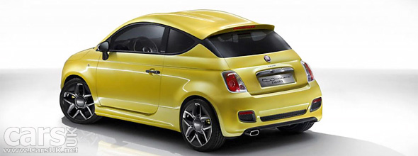 Fiat 500 Coupe Zagato gets the green light