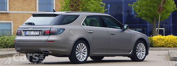 2012 Saab 9-5 & 9-5 SportWagon prices and models