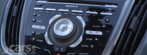 Ford CD Player