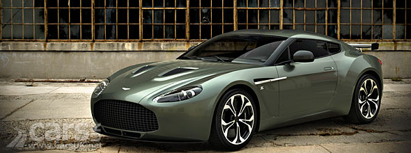 Aston Martin V12 Zagato Production Car