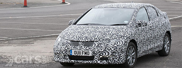 2012 Honda Civic - noise & refinement