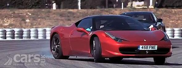 Ferrari FF. Ferrari 458. Jeremy Clarkson.