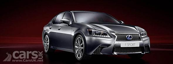 Lexus GS F Sport (2012)