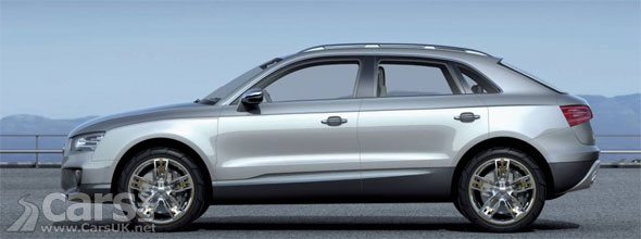 Audi Q6 Confirmed