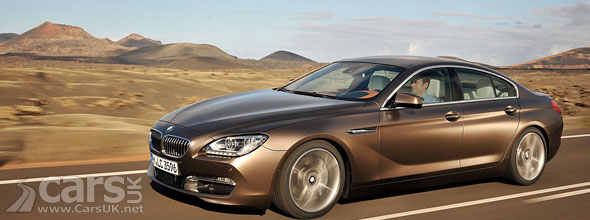 BMW 6 Series Gran Coupe price