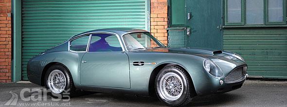 Aston Martin DB4GT Zagato Sanction II