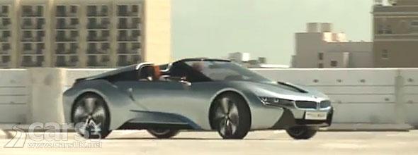 Bmw I8 Spyder Concept Video Cars Uk