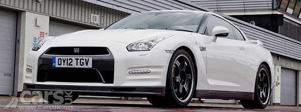 Nissan GT-R Track Pack UK