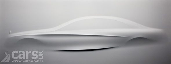 Photo of New Mercedes S Class Aesthetics S sculpture
