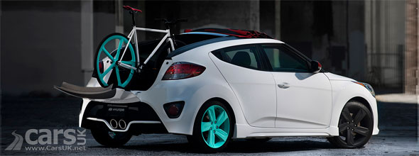 Photo of Hyundai Veloster C3 Roll Top Concept