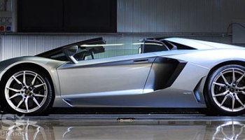 lamborghini aventador roadster revealed