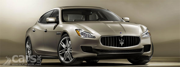 Photo of 2013 Maserati Quattroporte