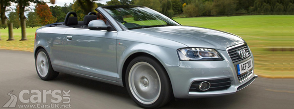 Audi A3 Cabriolet Final Edition image