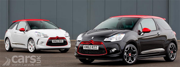 citroen ds3 dstyle red dsport red special editions cars uk. Black Bedroom Furniture Sets. Home Design Ideas