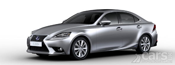 New Lexus IS 300h photo