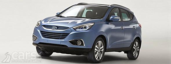 2013 Hyundai ix35 Facelift