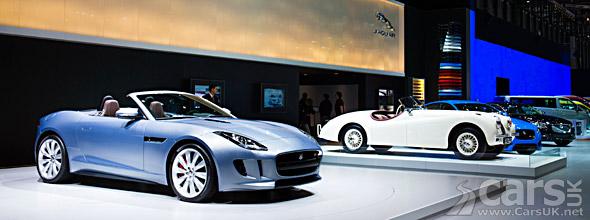 Jaguar Stand 2013 Geneva Motor Show picture