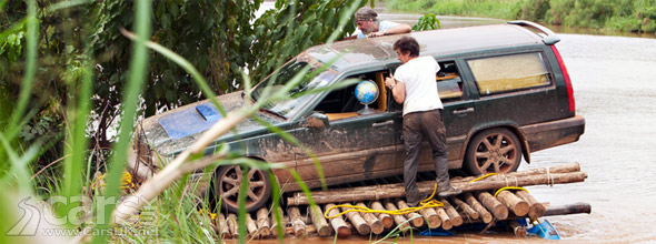 Photo from Top Gear Tonight: African Road Trip to find the source of the Nile (Part 2)