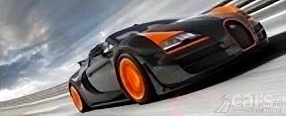 Bugatti Veyron Grand Sport Vitesse World Record Convertible Leaks
