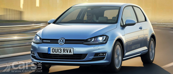2013 VW Golf Mk 7 Diesel Photo