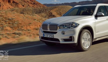 2014 BMW X5 M50d Specs photos and price ahead of November on