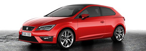 SEAT Leon gets Sports Styling Kit - Costs £4,998 | Cars UK