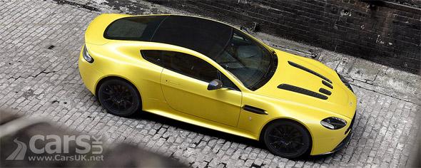 New Aston Martin V Vantage S Quicker Than Jaguar FType V S Cars UK - Aston martin v12 vantage s price