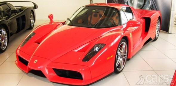 Michael Schumachers Ferrari Enzo And Ferrari Fxx Both Up For Sale