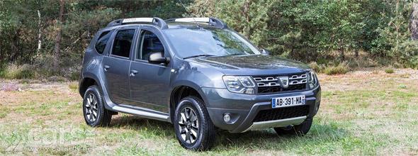 Photo 2014 Dacia Duster Facelift