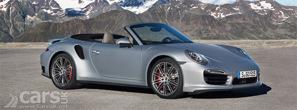 Photo 2014 Porsche 911 Turbo Cabriolet
