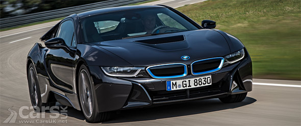 Bmw I8 Production Car Revealed Costs 99 845 Frankfurt 2013 Cars Uk