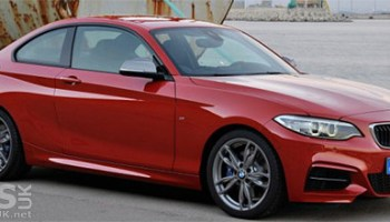 BMW M235i leaks out ahead of 2Series debut  Cars UK