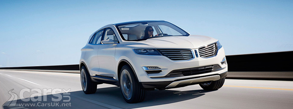 Lincoln Mkc Revealed It S Not A Titivated Ford Kuga Escape Say