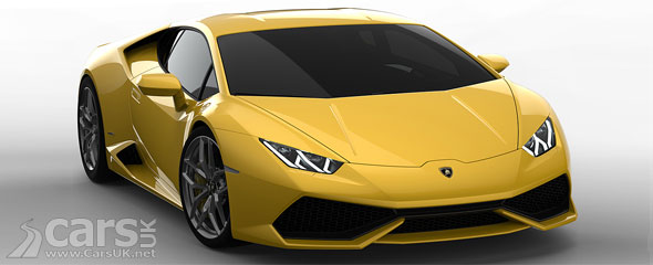Photo new Lamborghini Huracan
