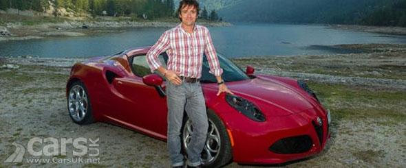 Photo Richard Hammong Alfa Romeo 4C Top Gear