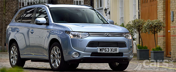 Photo Mitsubishi Outlander PHEV