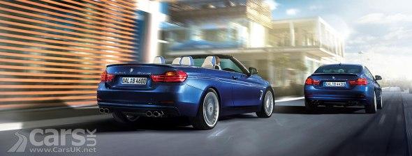 BMW Series Alpina B Biturbo Price And Specs Debuts At Goodwood - Bmw alpina b5 price