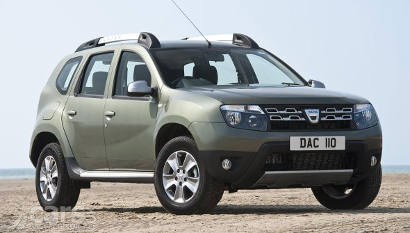 Dacia Duster (finally) gets a bit of a facelift for 2015 in the UK ...