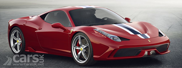 Want A Ferrari 458 Speciale? Then Youu0027ll Need To Spec BIG