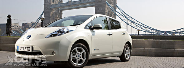 Photo Nissan LEAF Battery Pack Replacement DROPS To £5,000
